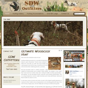 Sdwoutfitters.net thumbnail