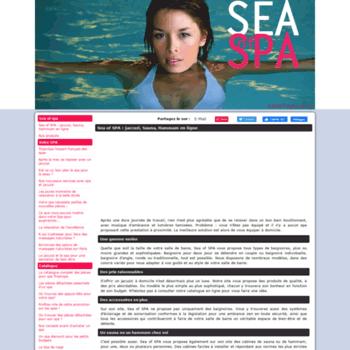Seaofspa.biz thumbnail