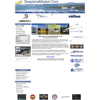 seaplanemarket com at WI  SeaplaneMarket Com - new and used