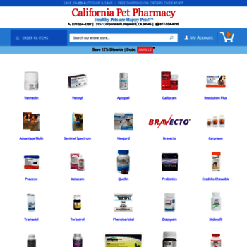 Search.californiapetpharmacy.com thumbnail