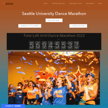 Seattleudancemarathon.org thumbnail