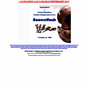 Seawolfsub.cl thumbnail