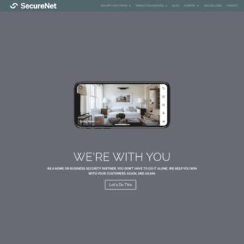 Securenettech.com thumbnail