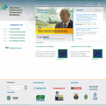 Segurancainternacional.com.br thumbnail