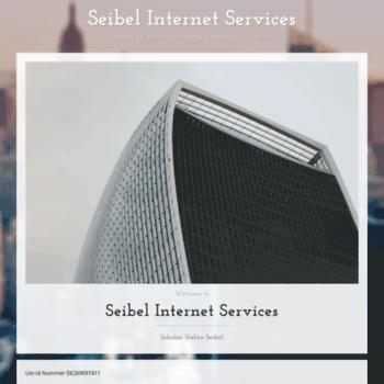 Seibel-internet.de thumbnail