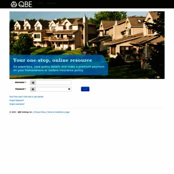 qbe self service portal