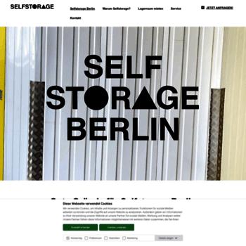 Selfstorage-berlin.de thumbnail