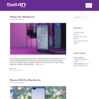 Sell4n.com thumbnail