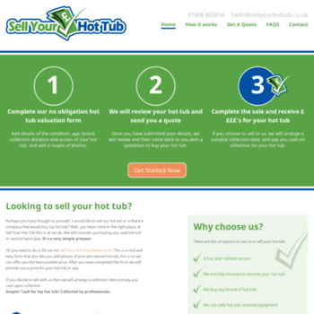 Sellyourhottub.co.uk thumbnail