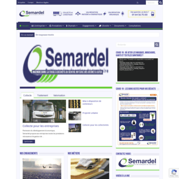 Semardel.fr thumbnail