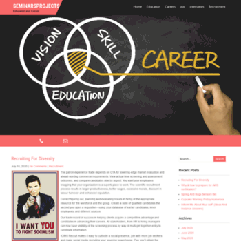 seminarsprojects net at WI  Easy Seminar Topics & Project