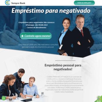 Semprebank.com.br thumbnail