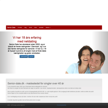 Online dating for adskilt