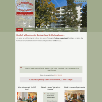 Seniorenhaus.at thumbnail