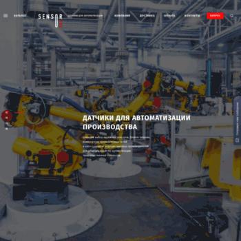 Sensor365.ru thumbnail