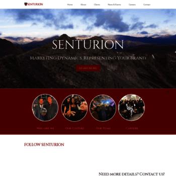 Senturion.net thumbnail