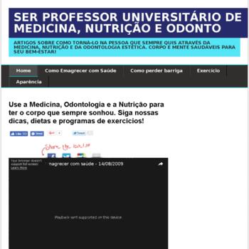 Serprofessoruniversitario.pro.br thumbnail