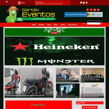 Sertaoeventos.com.br thumbnail