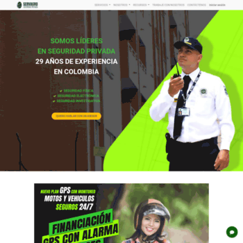 Servagro.com.co thumbnail