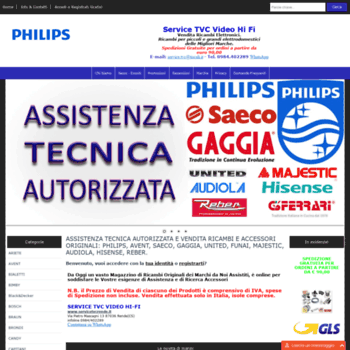 Assistenza Tv Philips.Servicetvcrende It At Wi Service Tvc Video Hi Fi Rende