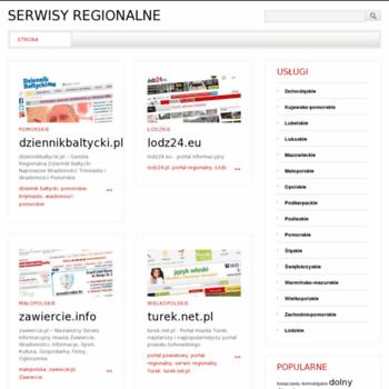 Serwisy-regionalne.pl thumbnail