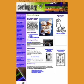 Sewing.org thumbnail