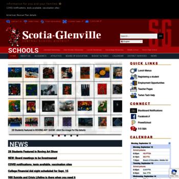Sgcsd.net thumbnail