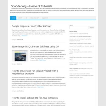 Shabdar.org thumbnail