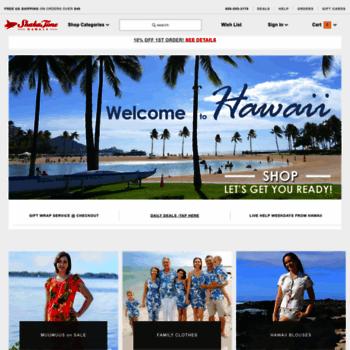 79d327e359ed Shakatime.com thumbnail. Daily visitors: 178. Daily pageviews: 1 068. Alexa  Rank: 1133721. Shaka Time Aloha Shirts & Hawaiian Clothing Store Outlet  Since ...