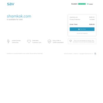 shamkok com at WI  SHAMKOK | SYAIR SIDNEY | SYAIR SGP | SYAIR HK
