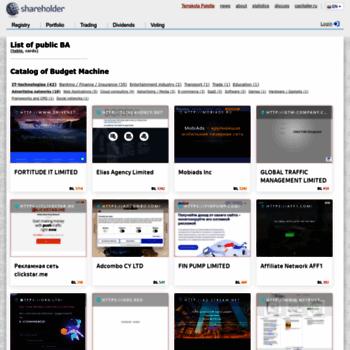 Shareholder.ru thumbnail