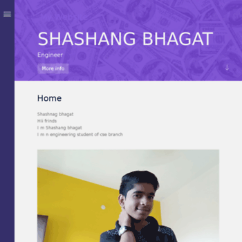 Shashangbhagat.tk thumbnail