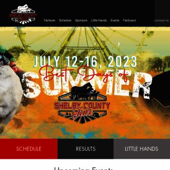 Shelbycountyiowafair.org thumbnail