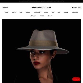 0584ac19ffd shenor.com at WI. ladies dress hats