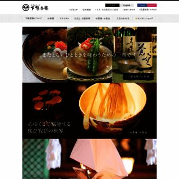 Shimogamosaryo.co.jp thumbnail