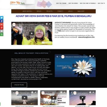Shivyog Meditation