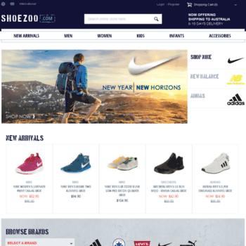 Shoezoo.com thumbnail
