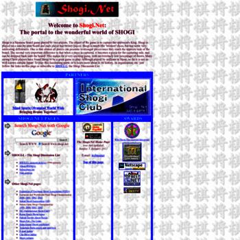 Shogi.net thumbnail