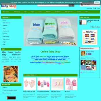Shop-for-my-baby.co.uk thumbnail