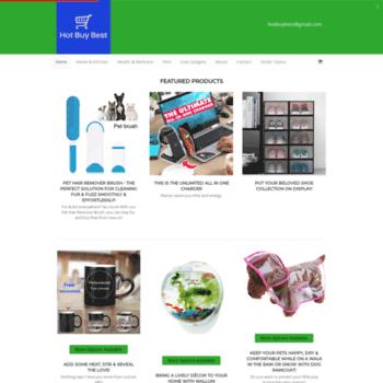 Shop.badmintonracket.biz thumbnail