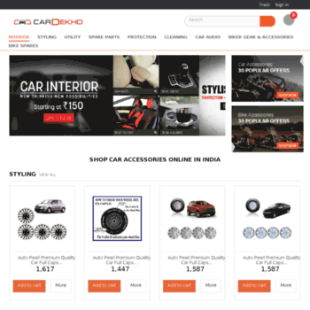 Shop Cardekho Com At Website Informer Visit Shop Cardekho
