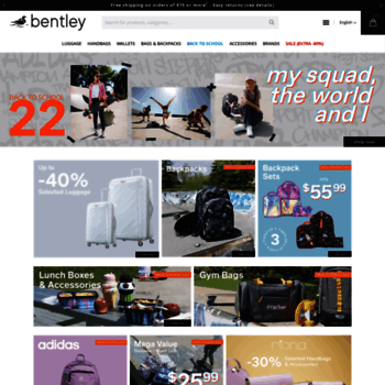 54256707e3 shopbentley.com at WI. Bentley Leathers Official Website