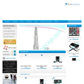 Shopdangcap.net thumbnail