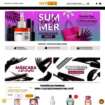 Shopluxo.com.br thumbnail