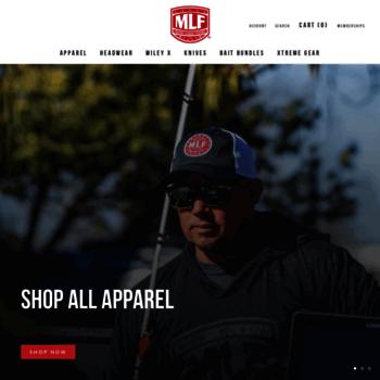 bc218f59 shopmlf.com at WI. Major League Fishing Shop