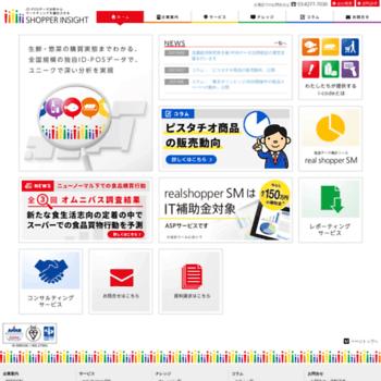 Shopperinsight.co.jp thumbnail