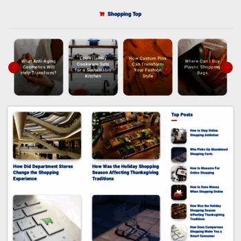 Shopping-top.com thumbnail