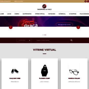 Shoppingdovalers.com.br thumbnail
