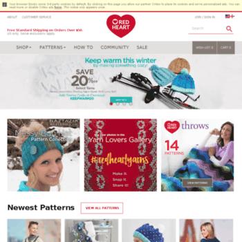 Shopredheart.com thumbnail