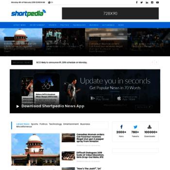 Shortpedia.in thumbnail
